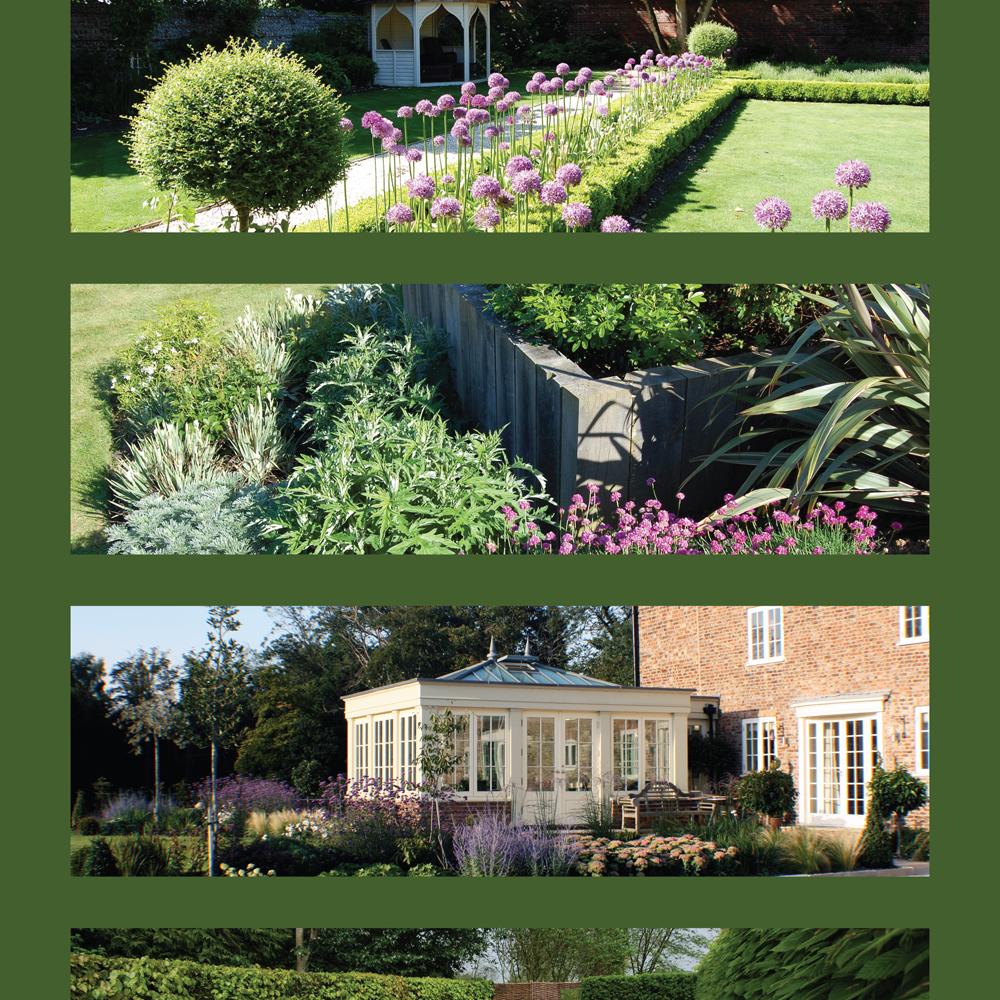 Lizzie Tulip Garden Design - MissyRedBoots