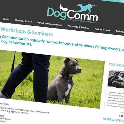 Dog Comm