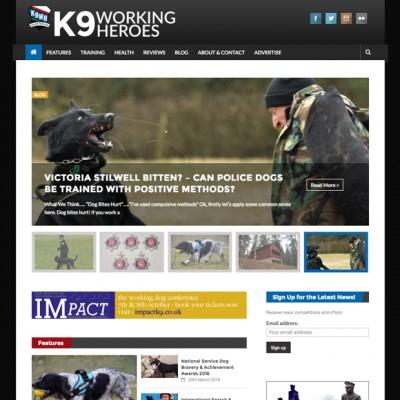 K9 Working Heroes