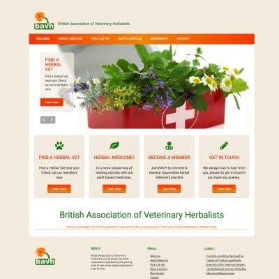 British Assoc. of Veterinary Herbalists